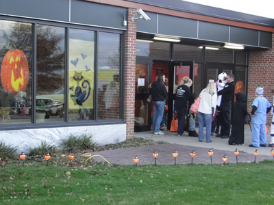 2014 Williamson Business & Civic Halloween Event